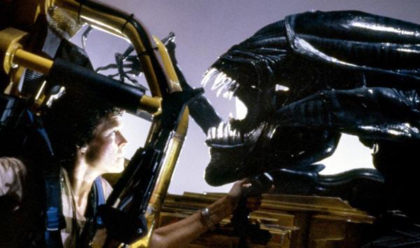 Fotograma aliens el regreso 1986