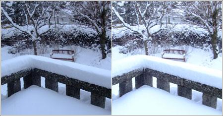 Foto Exposición Nieve