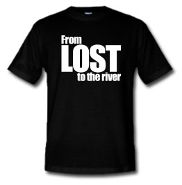 From-Lost-T-Camiseta