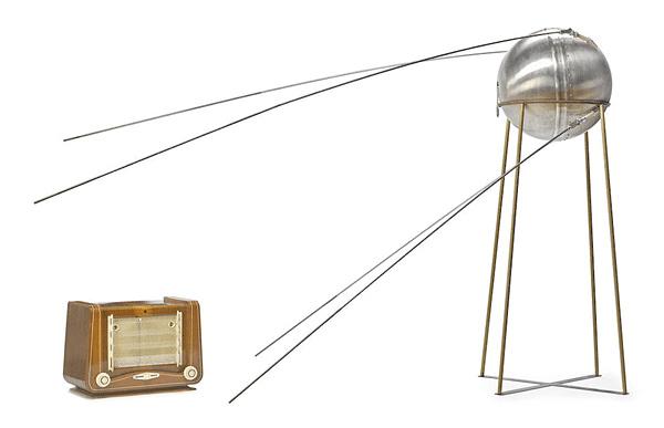 Full scale vintage sputnik bonhams