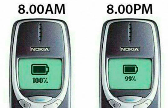 Batería Nokia