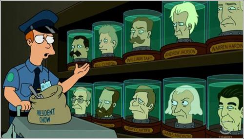 De nuevo el nuevo topic de las polleces encontradas por ahí Futurama-cabezas-vasija