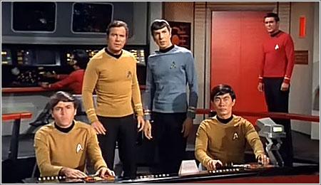 Star Trek Runner