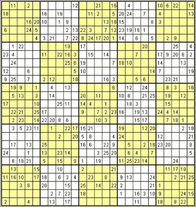 Gigante-Sudoku-25