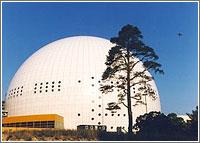 Globen Arena en Estocolmo
