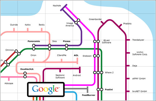 Google-Adquisiciones-Map