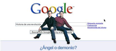 Google: ¿Ángel o demonio?