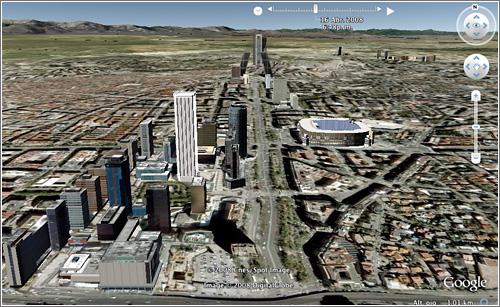 Google Earth 4.3 beta