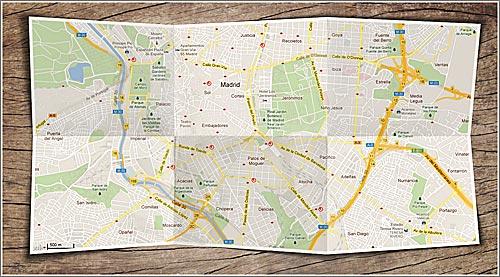 Googlemapsrealistasmadrid