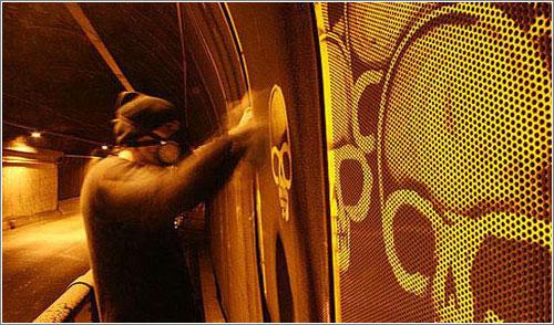 Graffiti-Inverso