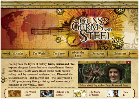 PBS: Guns, Germs and Steel: The Show