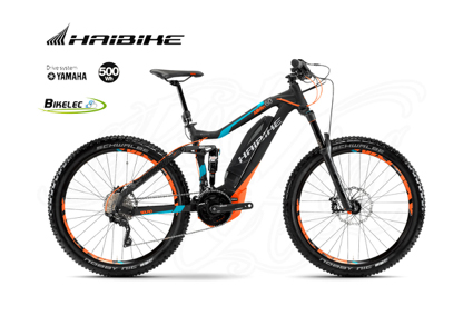 Haibike sduro all mountain