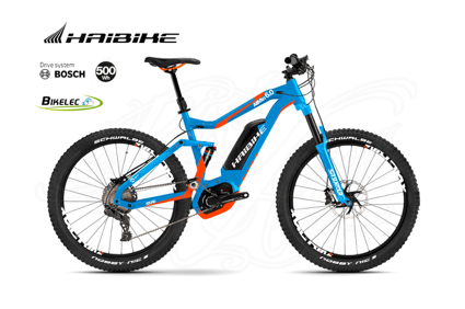 Haibike xduro all mountain