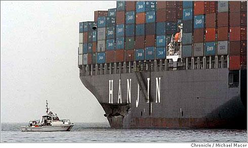 Hanjin Sfgate Crash