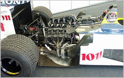 Honda 1.5 F1