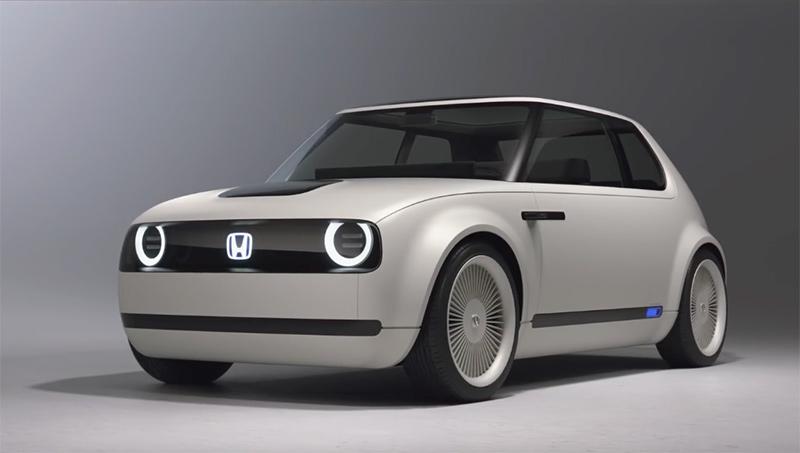 Honda urban ev concepto 2017