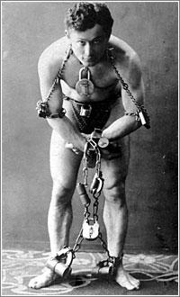 Houdini Encadenado