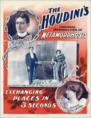 Houdini y su Metamorphosis