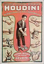 Houdini, «Rey de las Esposas»