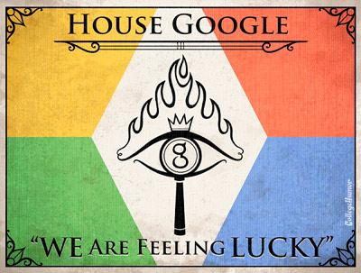 Blasones, lemas y casas de un «Juego de tronos» versión Internet