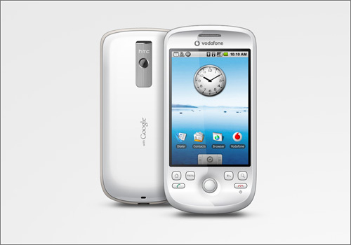 HTC Magic con Android
