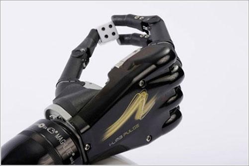 Mano mecánica i-Limb