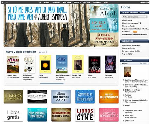 iBookstore en iTunes
