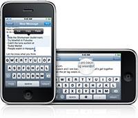 iPhone OS 3.0 en acción