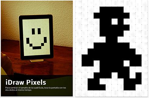 iDraw Pixels by Toni del Castillo
