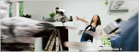 Ikea Bullet-time
