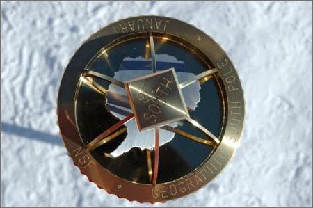 Indicador Polo Sur 2008
