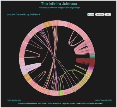 Infinite-Jukebox
