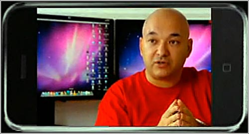 Alvy en Informe Semanal, 2011