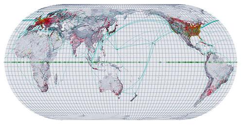 Infraestructuras-Mundo