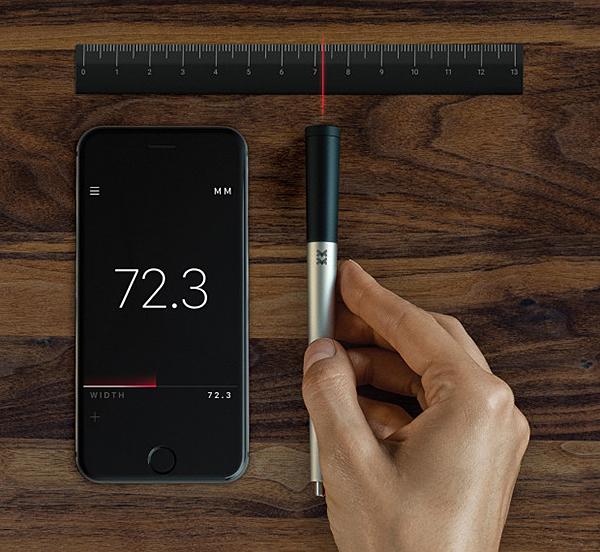 Instrumento medida movil