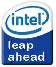 Logo nuevo Intel