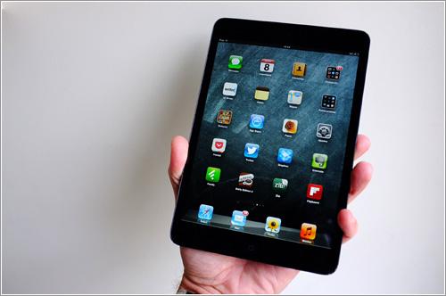 Probamos el iPad 4 y el iPad Mini, la versión concentrada del iPad ...