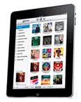 iPad 2 del sorteo
