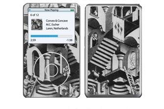 iPod Cóncavo y Convexo
