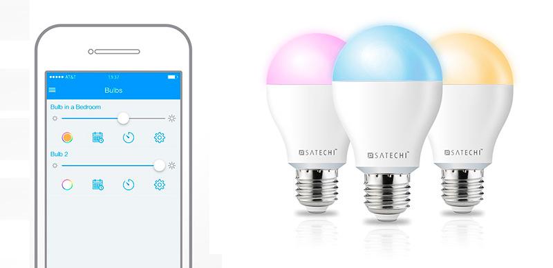 Satechi IQ Bulb Control