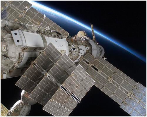 ISS desde la ISS