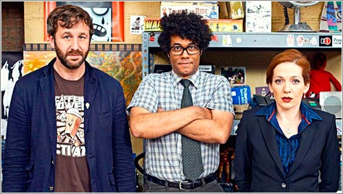 Itcrowd5