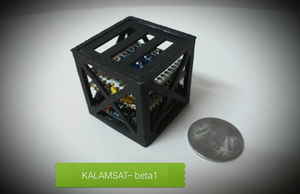 Kalamsat beta 1 3dprint