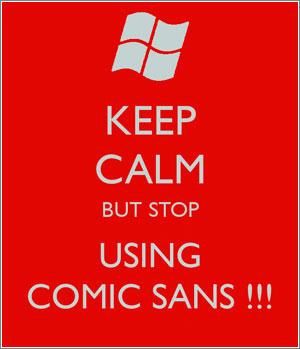 Kc-Comic-Sans