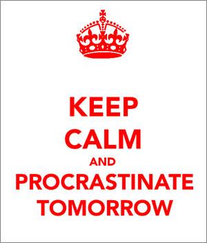 Kc-Procrastinate