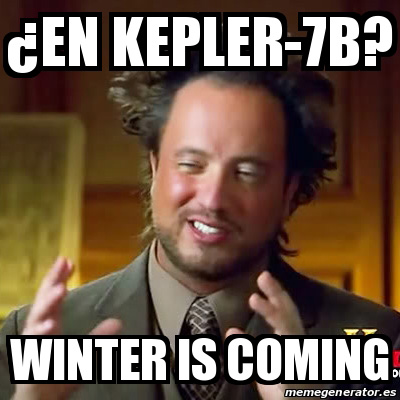 Kepler Winter-Is-Coming