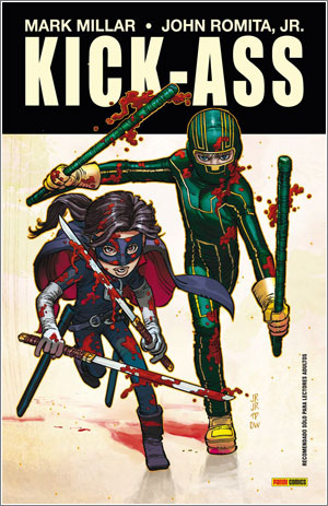 Kick-Ass Comic