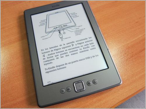 Book electronico precios