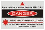 Laser-Warning