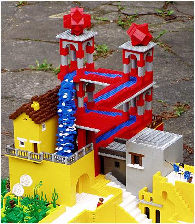 Lego-Cascada